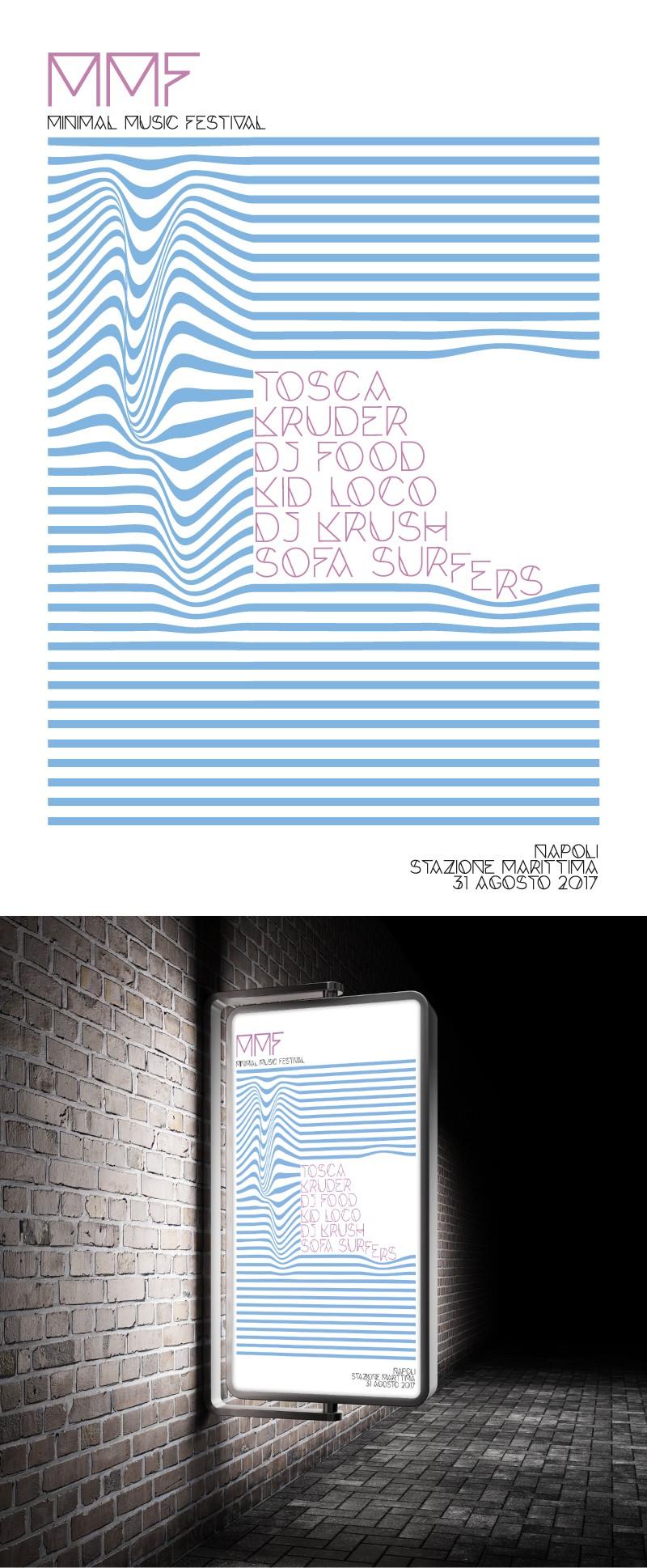 Festival Musica Elettronica - Locandina